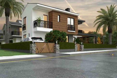 Güzelçamlı Sahiline Yakın 3+1 Dubleks Villa